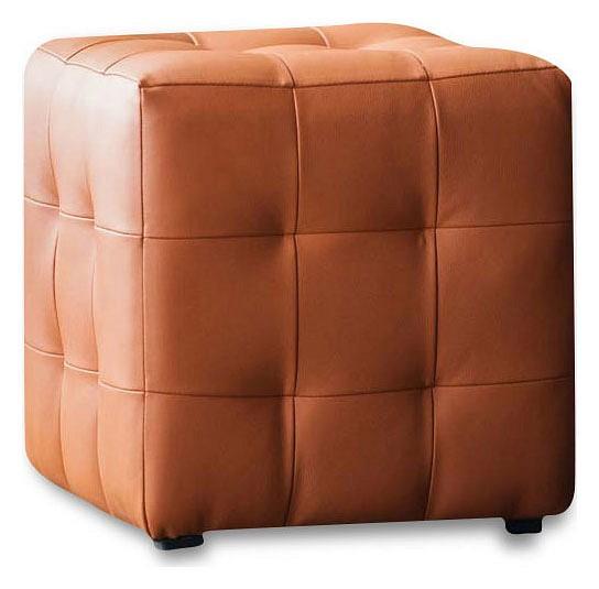 Пуф Лотос оранжевый