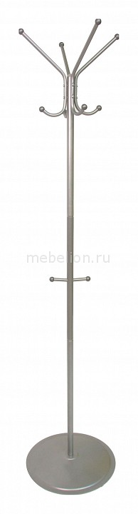 Вешалка напольная Мебелик Вешалка-стойка Пико 1 металлик игрушка антистресс спиннер fidget hand spinner