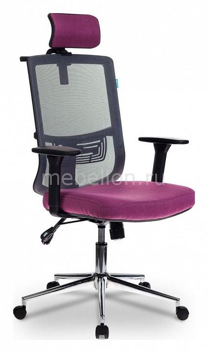 Кресло для руководителя Бюрократ MC-612-H/DG/BERRY