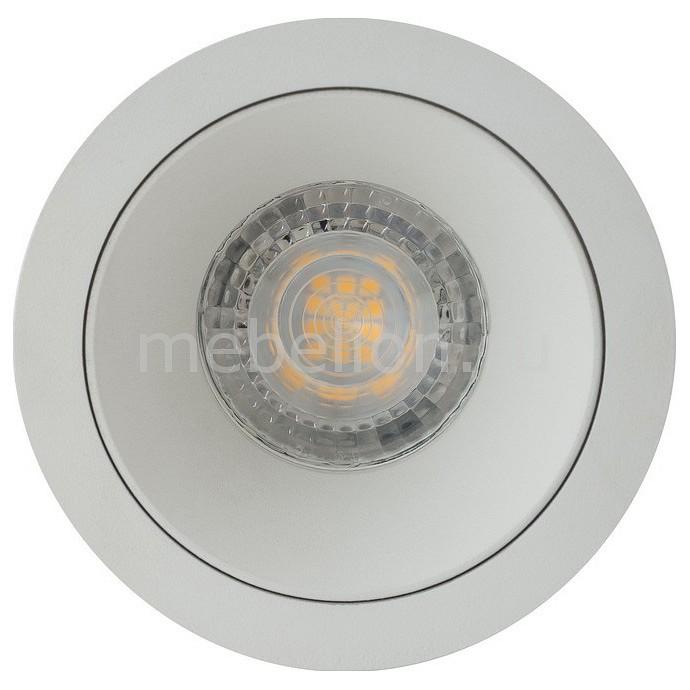 Встраиваемый светильник Denkirs DK2026 DK2026-WH denkirs светильник dk1007 wh
