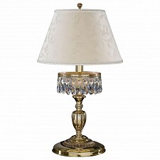 Настольная лампа декоративная P 6503 G