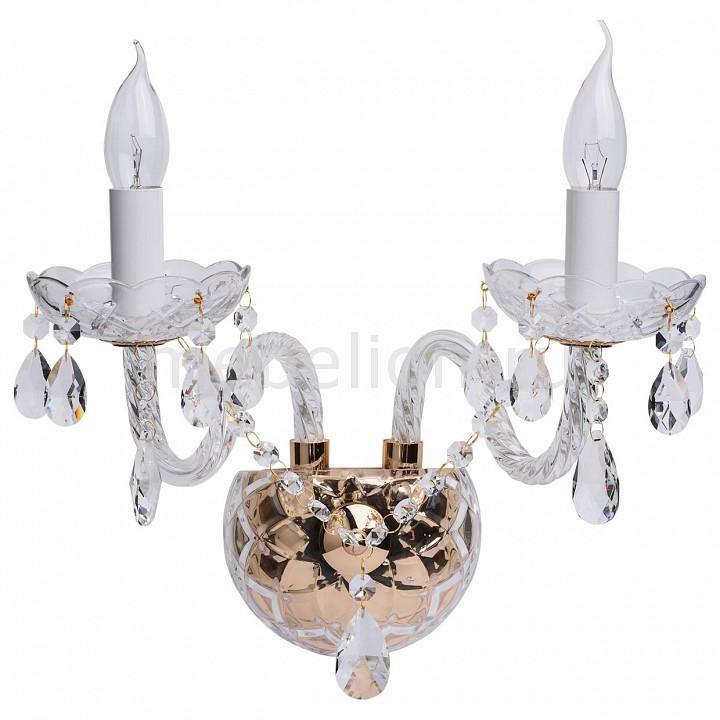Купить Бра Каролина 5 367023102, MW-Light, Германия