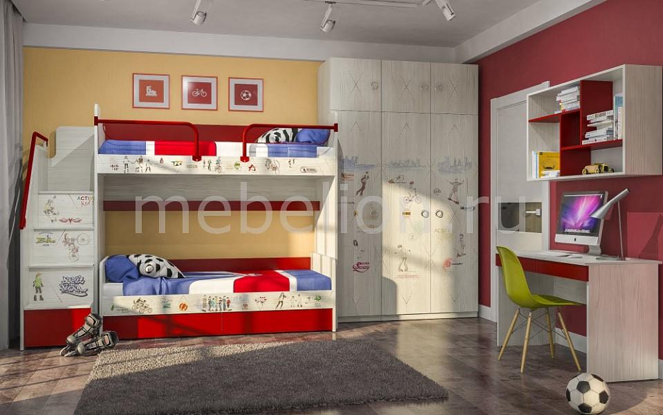 Гарнитур для детской Сканд-Мебель