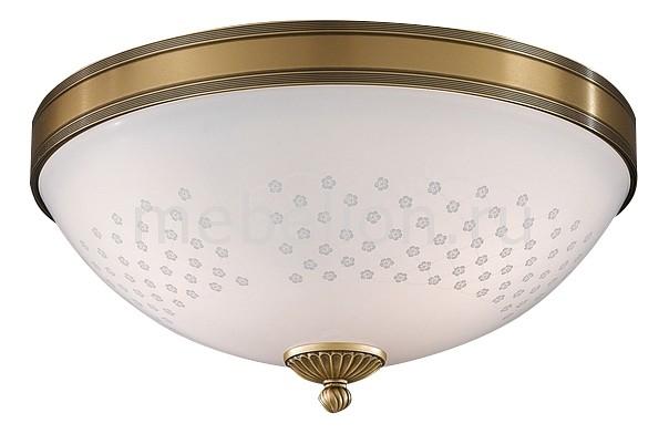 Фото - Накладной светильник Reccagni Angelo PL 8200/3 подвесная люстра reccagni angelo l 6102 5