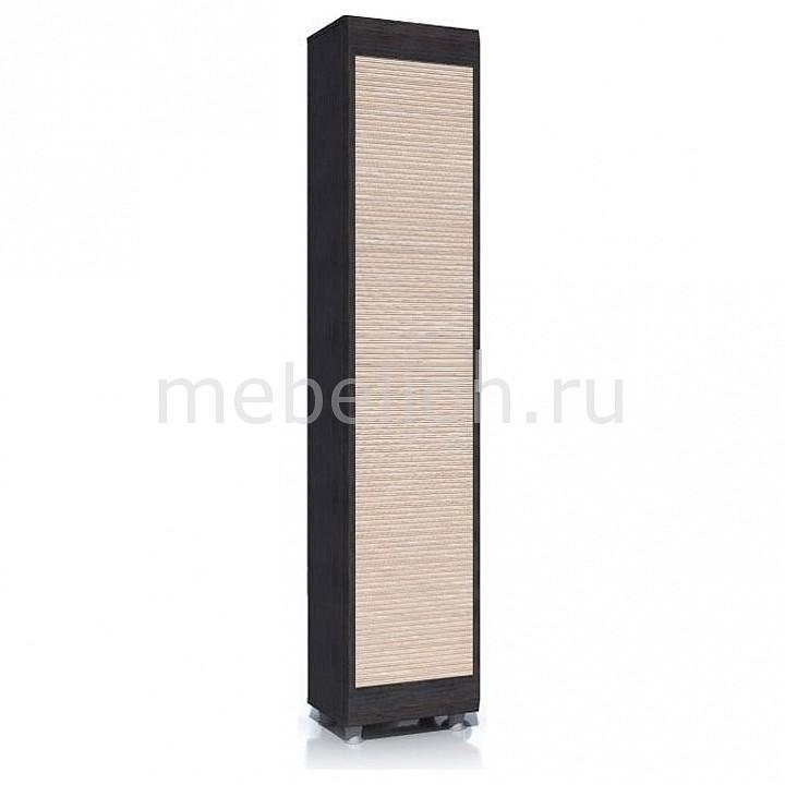 Шкаф для белья Капри НМ 014.02 ЛР