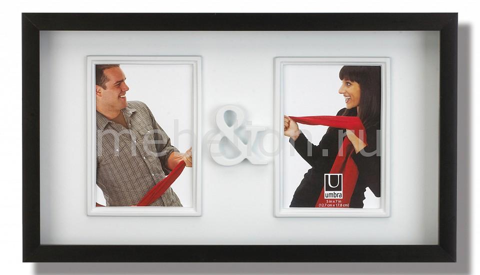 Мультирамка Umbra (47.8х27.3 см) You&Me 316150-040 мультирамка umbra 52 1х44 2 см clipline 311035 040