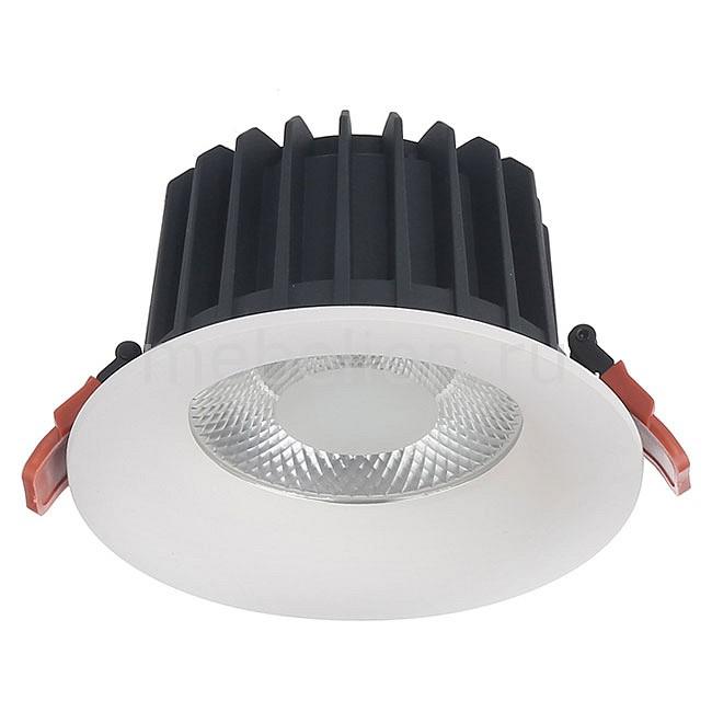 Встраиваемый светильник Donolux DL18838/20W White R Dim 4000K