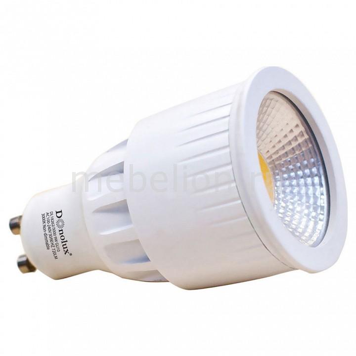 Лампа светодиодная Donolux диммируемая DL18262/3000 9W GU10 Dim 220В 3000K shanny sn600n на камеру speedlite flashgun flash nikon i ttl m rpt высокой скорости sync1 8000s gn60