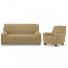 Чехол для диванов Belmarti Набор чехлов для дивана и кресел ИБИЦА