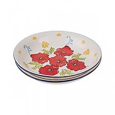 Набор из 2 тарелок плоских 536-066