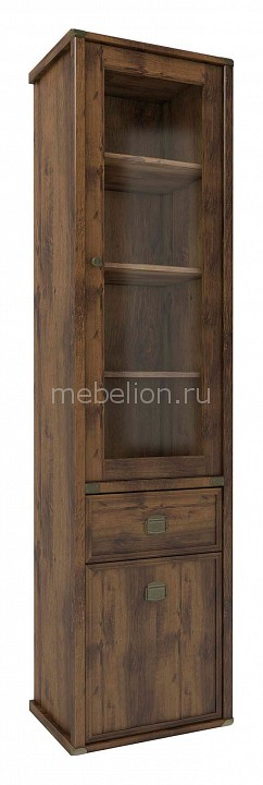 Шкаф-витрина Magellan 1V1D1S