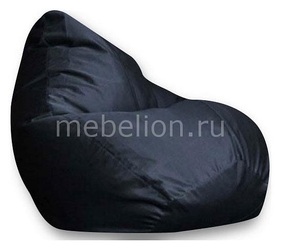 Кресло-мешок Черное II  комод пеленальный вишня