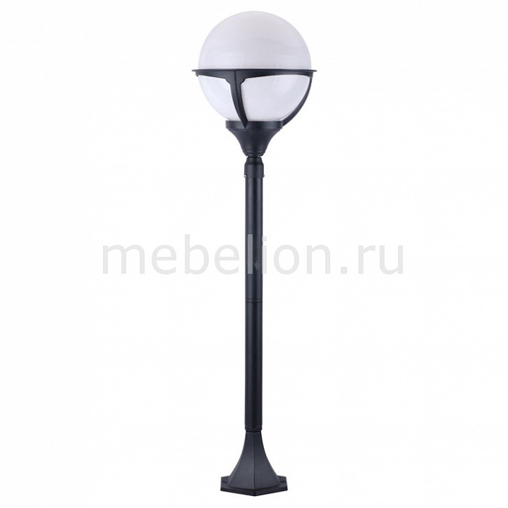 Наземный высокий светильник Arte Lamp Monaco A1496PA-1BK compatible mp515 mp515st mp525 mp525st cp 270 ms500 mx501 ms500 ms500h mp526 mp576 fx810a in102 mw814st projector lamp for benq