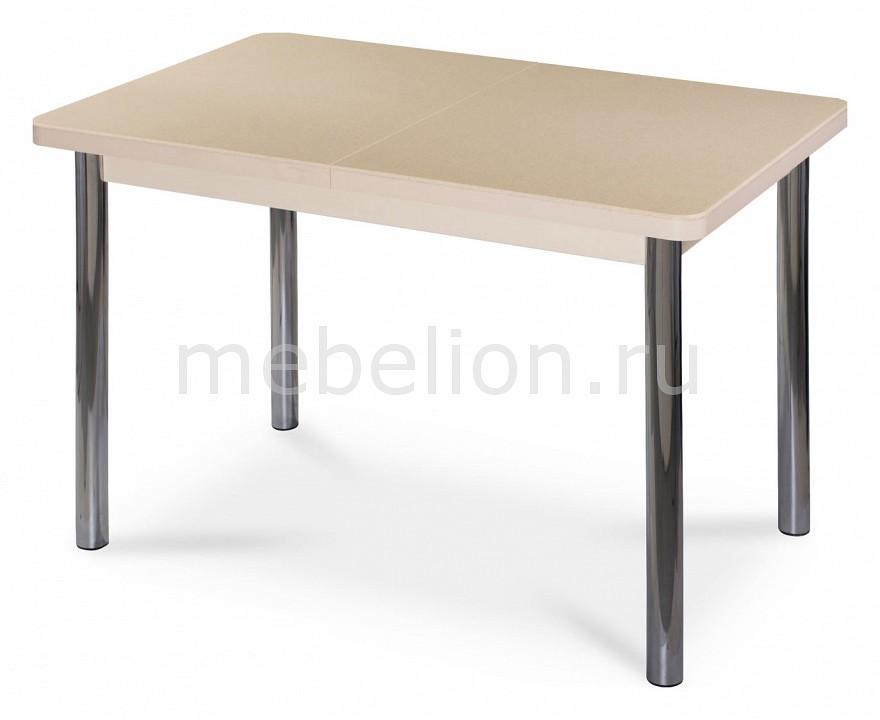 Стол обеденный Домотека Альфа ПР с камнем столы
