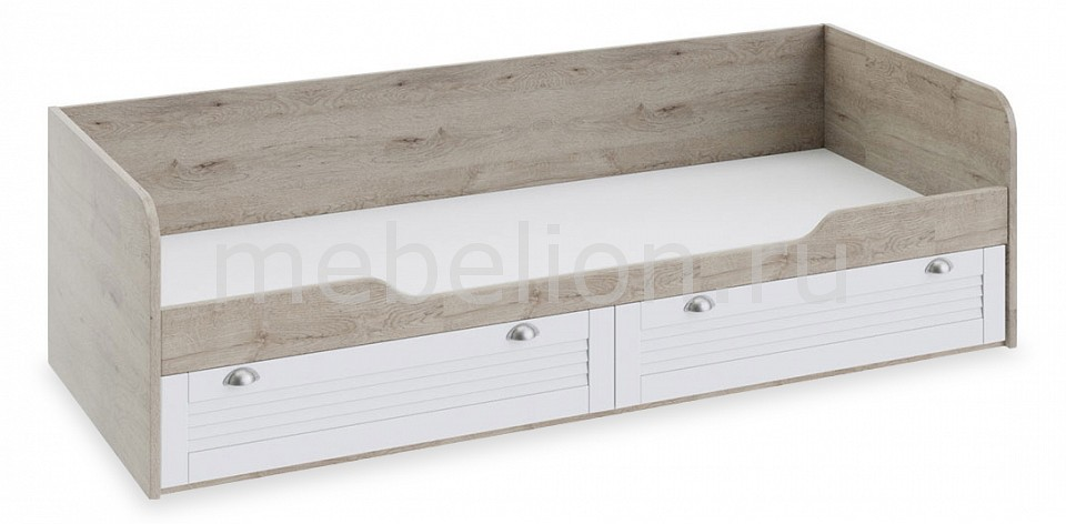 Кровать Мебель Трия Ривьера ТД 241.12.01 детская мебель