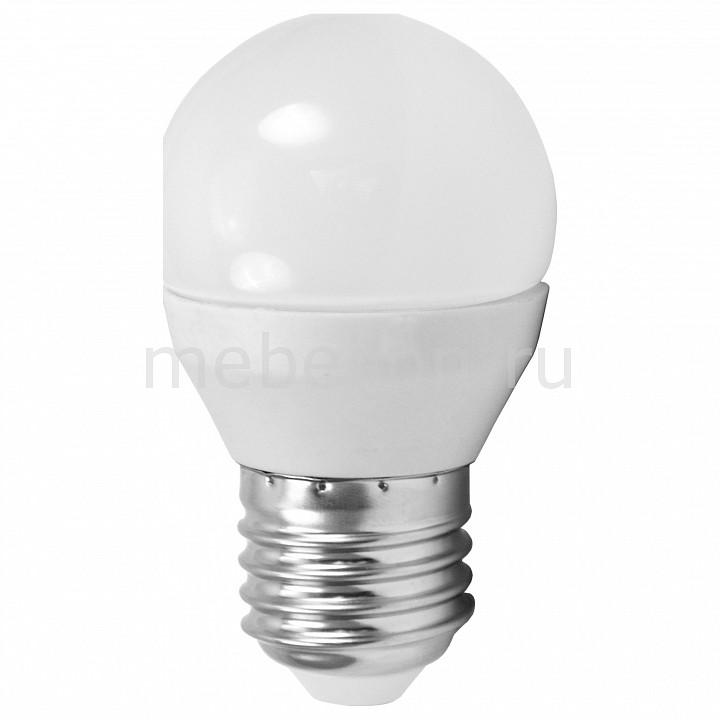 Лампа светодиодная [поставляется по 10 штук] Eglo Лампа светодиодная Led лампы E27 4000K 220-240В 4Вт 10764 [поставляется по 10 штук]