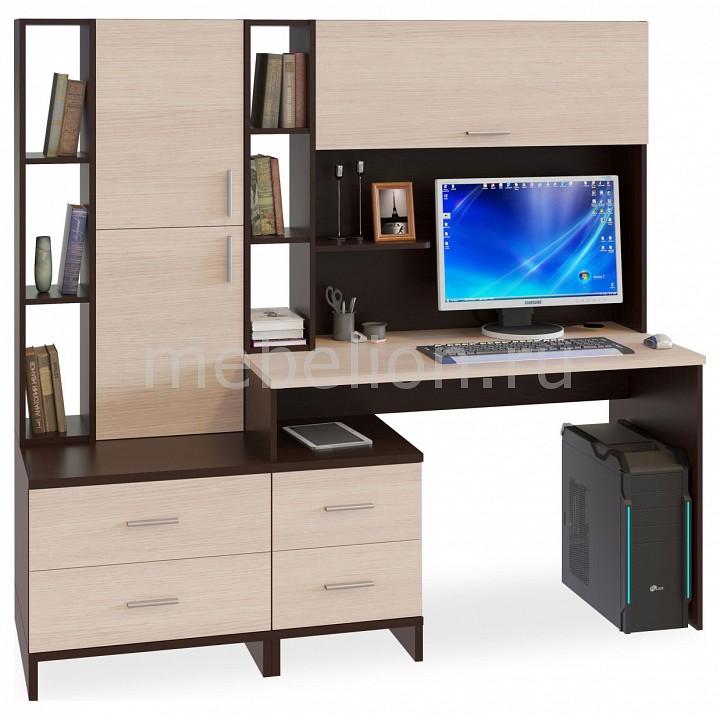 купить Набор для кабинета Сокол КСТ-114+КН-03+СТ-10 по цене 16120 рублей