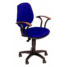 Кресло компьютерное CH-725AXSN синее