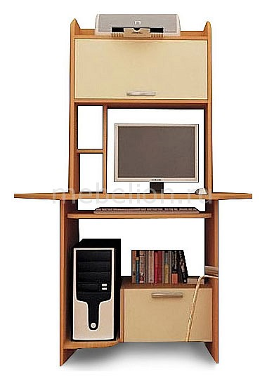 Стол компьютерный Бэйсик 280.050 Компакт