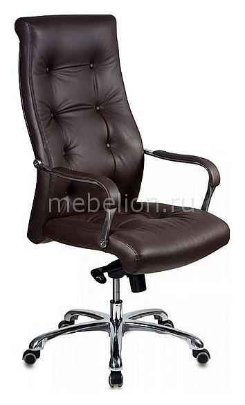 Кресло компьютерное Boss коричневое mebelion.ru 15000.000