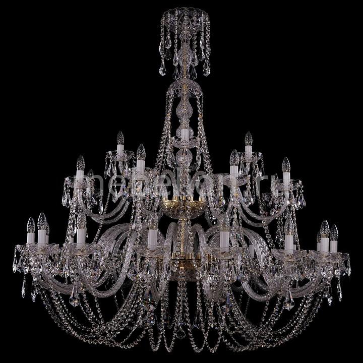 Подвесная люстра Bohemia Ivele Crystal 1406/16+8+4/530/XL-180/2d/G подвесная люстра 1406 16 8 4 530 xl 180 2d g bohemia ivele crystal хрустальная люстра