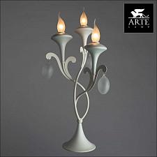 Настольная лампа Arte Lamp A3239LT-3WH Montmartre