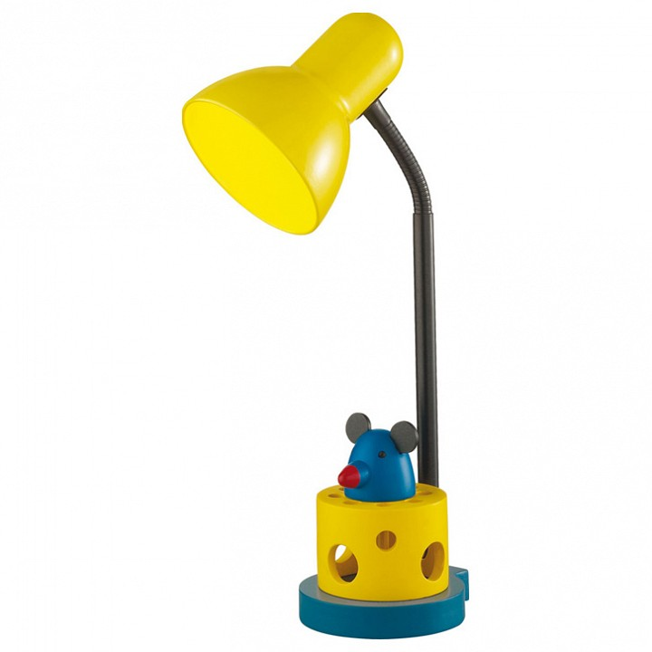 Настольная лампа декоративная Miki 2289/1T mebelion.ru 1750.000