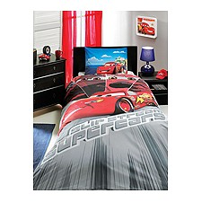 Комплект полутораспальный Cars Face Movie TA_7012B_8800003418