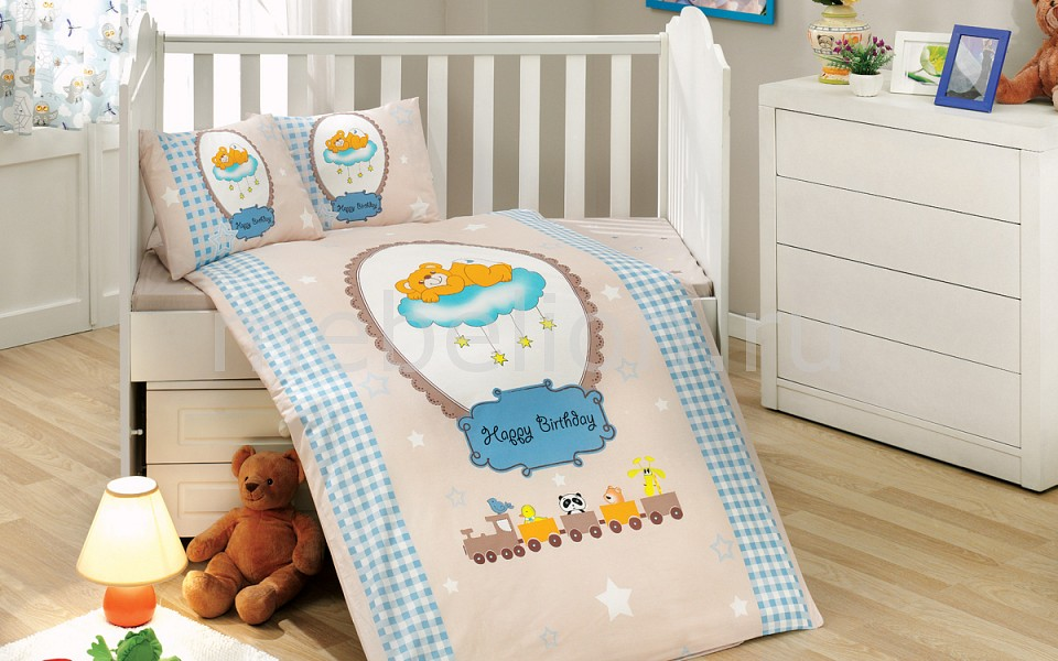 цена Комплект детский HOBBY Home Collection BAMBAM онлайн в 2017 году