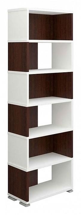 Стеллаж книжный Домино СБ-10-6