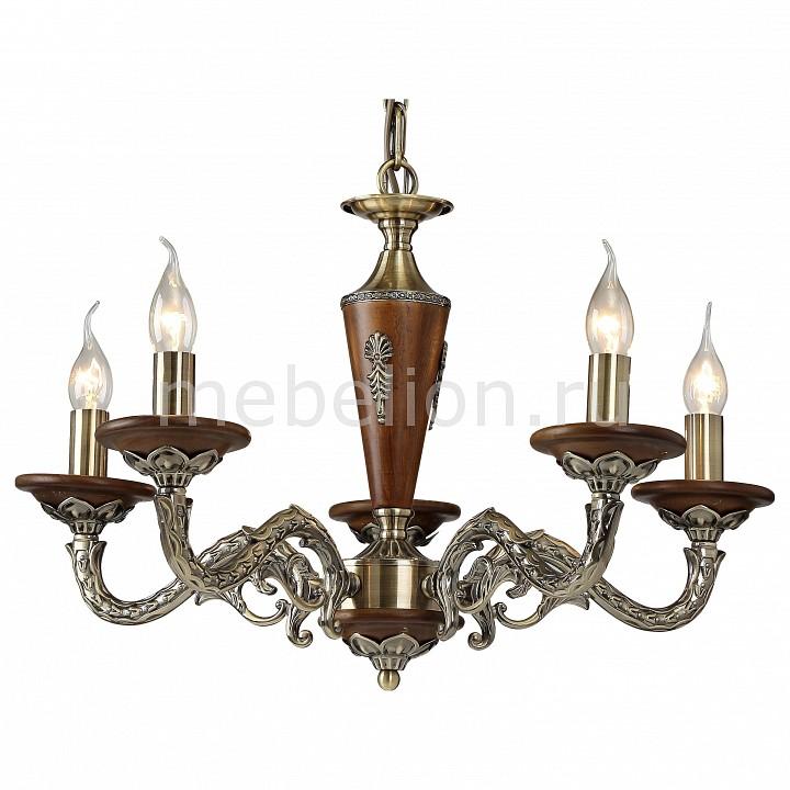 Подвесная люстра Arte Lamp Verdi A5603LM-5AB giuseppe verdi attila
