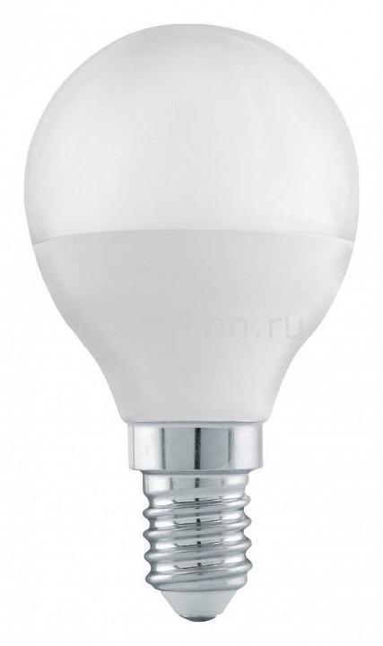 Лампа светодиодная диммируемая Eglo P45 E14 6Вт 3000K 11583 лампа светодиодная eglo p45 e14 4вт 3000k 11419