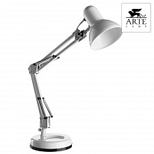 Настольная лампа Arte Lamp A1330LT-1WH Junior
