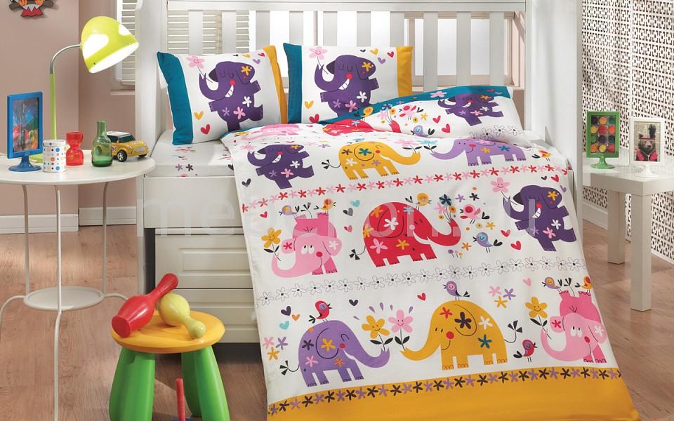 Комплект с одеялом детский HOBBY Home Collection OSCAR комплект детский hobby home collection puffy