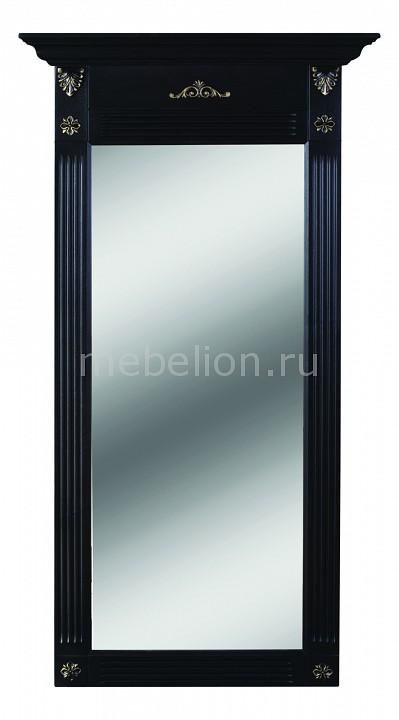купить Зеркаль напольное Мебелик Зеркало настенное Сильвия по цене 8146 рублей