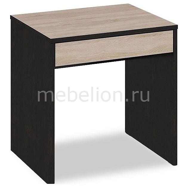 Стол офисный Мики ПМ-155.11 дуб сонома/венге цаво