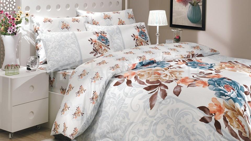 Комплект двуспальный HOBBY Home Collection DELICIA комплект постельного белья hobby home collection евро ранфорс delicia синий 1501000213
