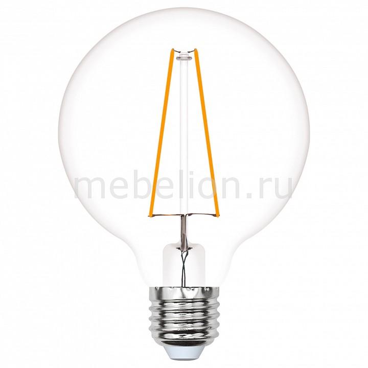 Купить Лампа светодиодная E27 220В 4Вт 2250K золотистый LEDG804WGOLDENE27GLV21GO, Uniel, Китай