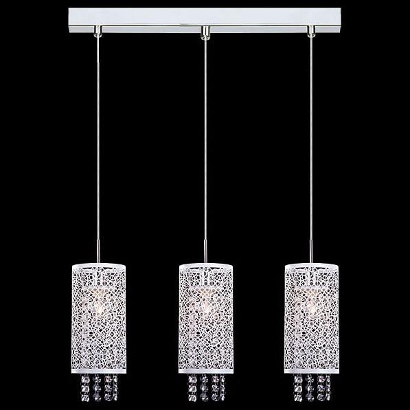 Купить Подвесной светильник 1181/3 хром, Eurosvet, Китай