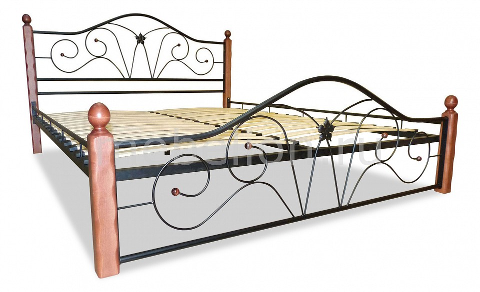 Кровать полутораспальная Мебвилл Селена 1 2000х1400