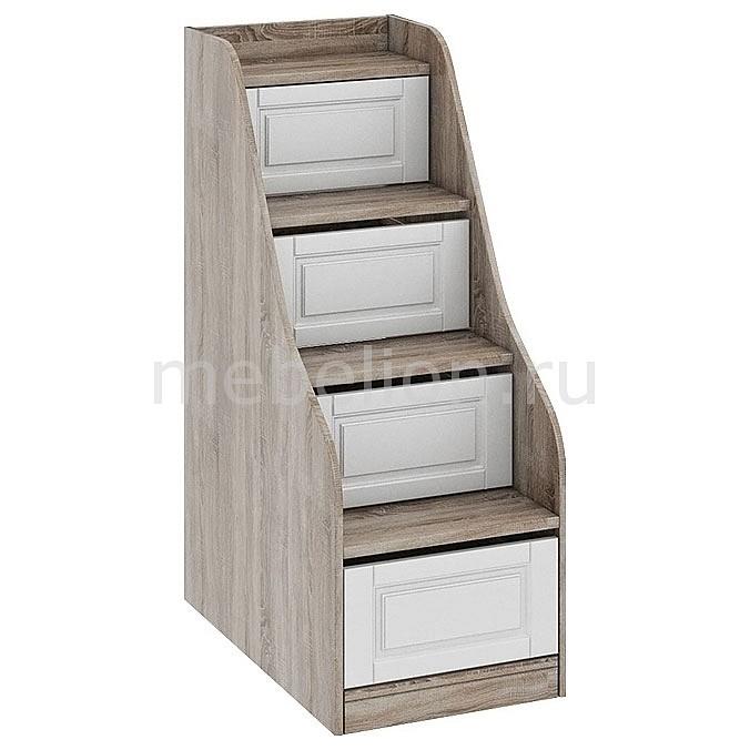 Лестница для кровати ТриЯ Ступени для кровати Прованс ТД-223.11.12