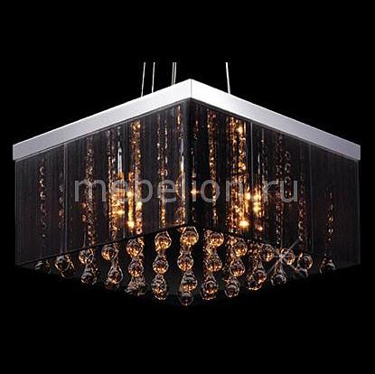 Подвесной светильник Eurosvet 3267/8 хром/черный 3267
