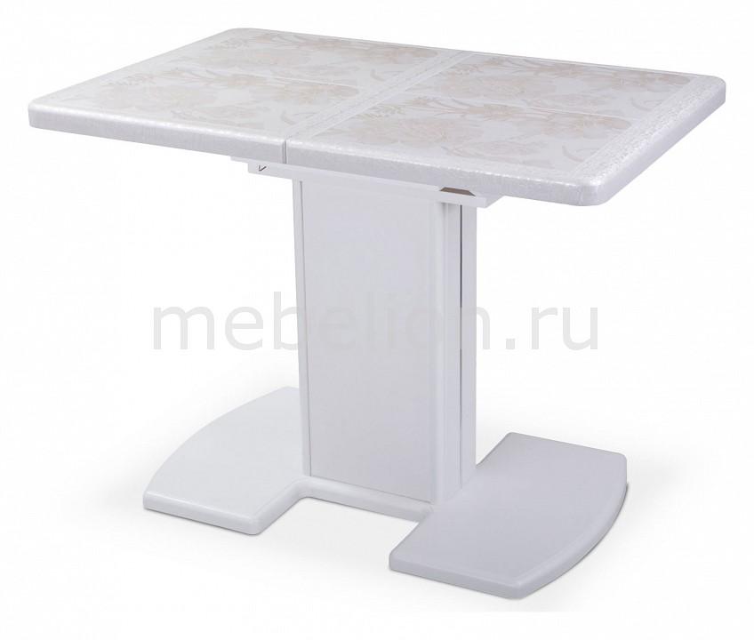 Стол обеденный Шарди ПР с плиткой и мозаикой