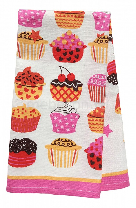 Полотенце для кухни Bonita Дочки-матери комплект из 2 х фартуков bonita дочки матери