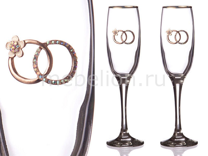 Набор бокалов для шампанского АРТИ-М 802-510670