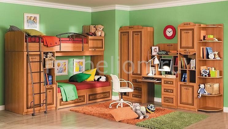 Гарнитур для детской Любимый Дом Аврора