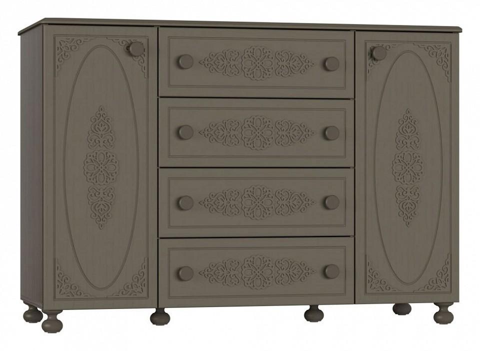 Тумба Компасс-мебель Ассоль плюс АС-19