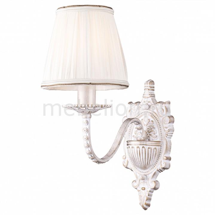 Бра Arte Lamp A2046AP-1WG Calamaro