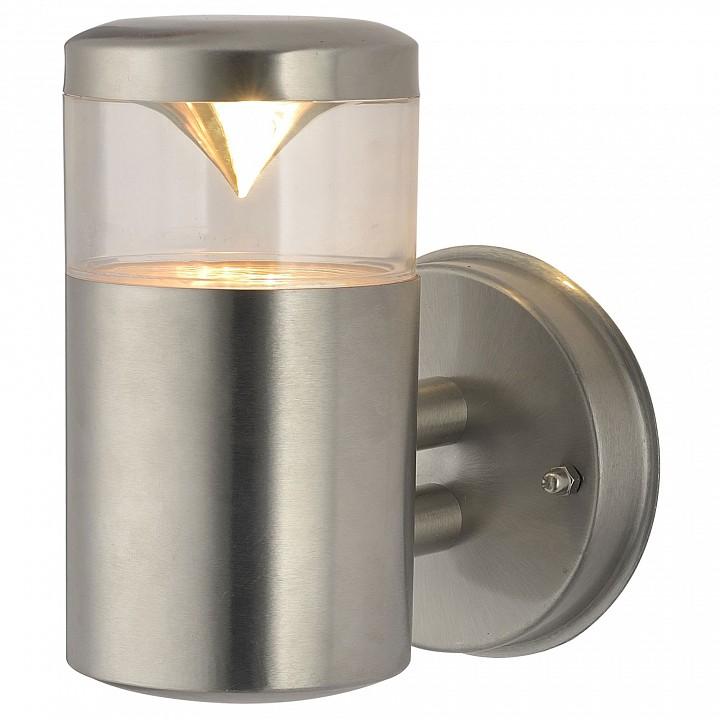 Светильник на штанге Arte Lamp Intrigo A8161AL-1SS уличный настенный светильник arte lamp intrigo a8161al 2ss