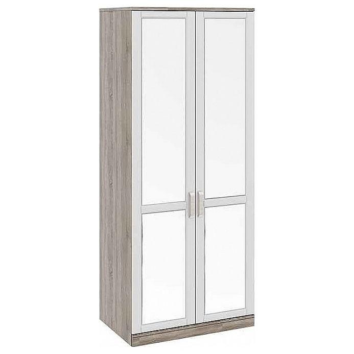 Шкаф платяной Мебель Трия Прованс СМ-223.07.004 cтенка для гостиной трия нео пм 106 00 дуб сонома